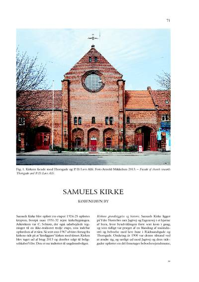 Samuels Kirke