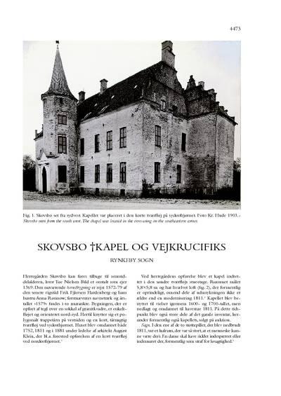 Skovsbo Kapel