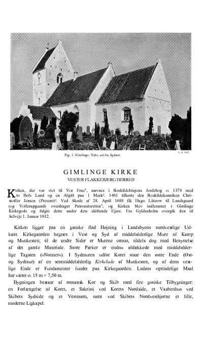 Gimlinge Kirke