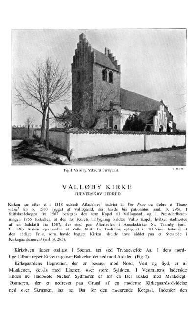 Valløby Kirke