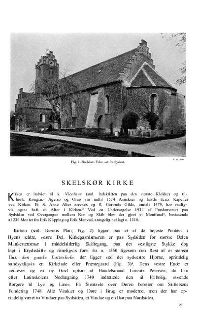 Skelskør Kirke