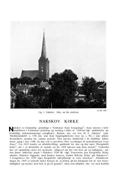 Nakskov Kirke