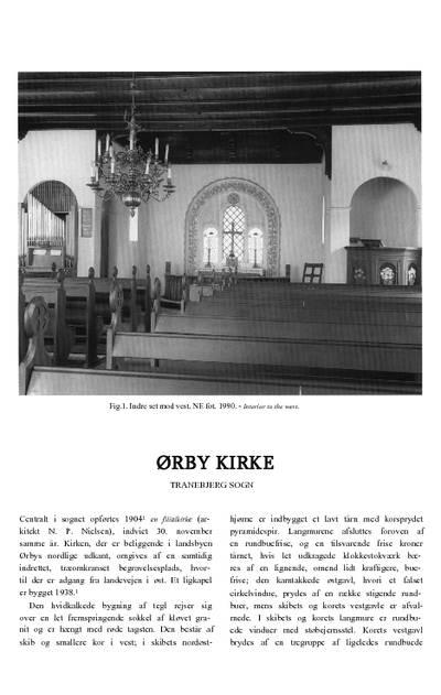 Ørby Kirke