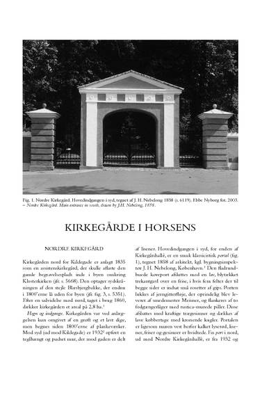 Nordre Kirkegård