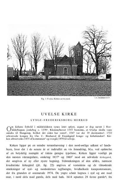 Uvelse Kirke