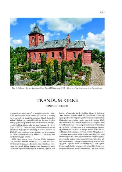 Trandum Kirke
