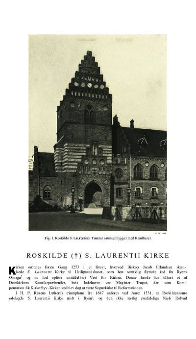 Skt. Laurentii Kirke