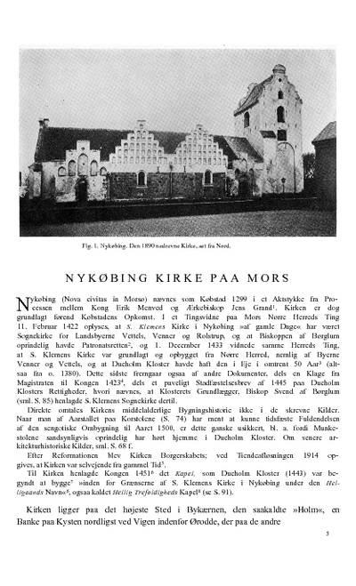 Nykøbing Mors Kirke