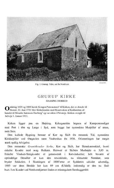 Grurup Kirke