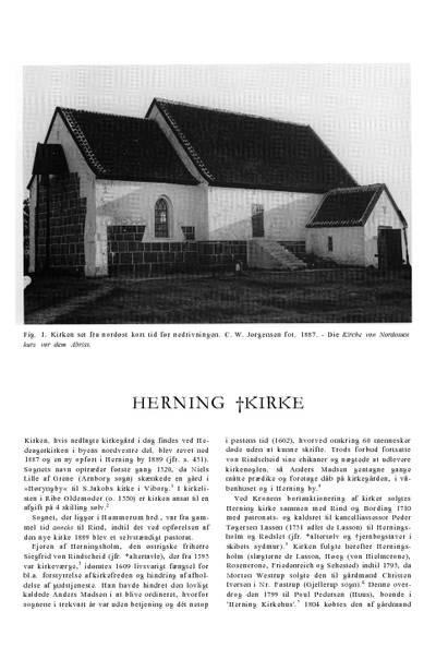 Herning †Kirke
