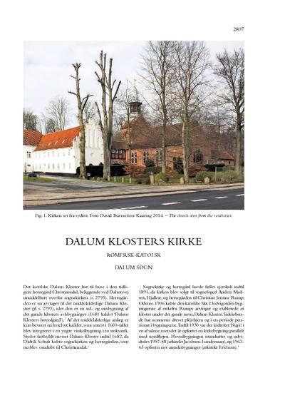 Dalum Klosters kirke (rom.-kat.)