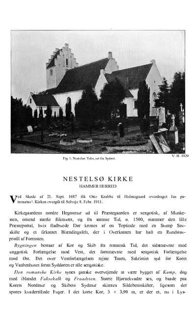 Næstelsø Kirke