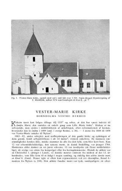 Vestermarie Kirke
