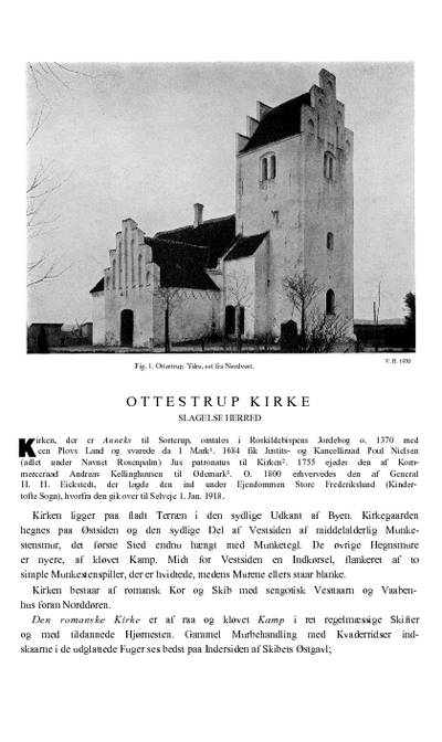 Ottestrup Kirke