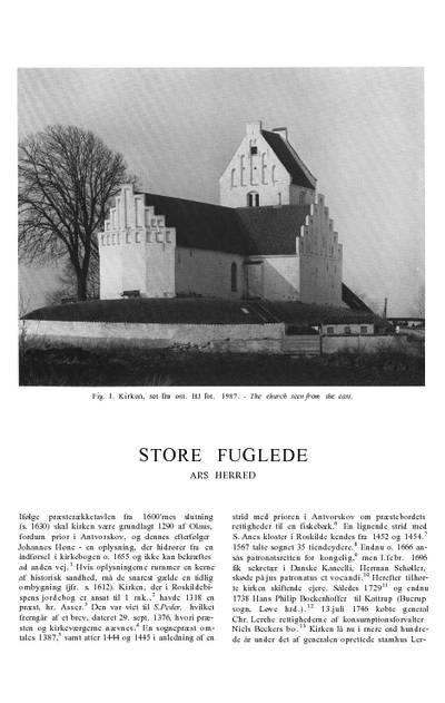 Store Fuglede Kirke