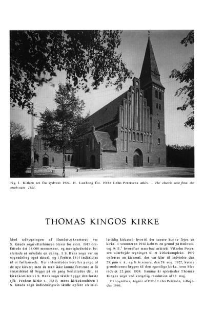 Thomas Kingos Kirke
