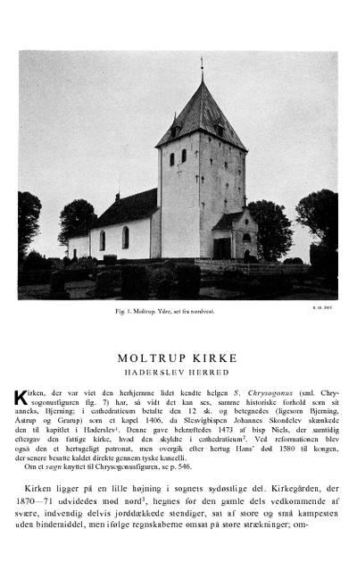 Moltrup Kirke