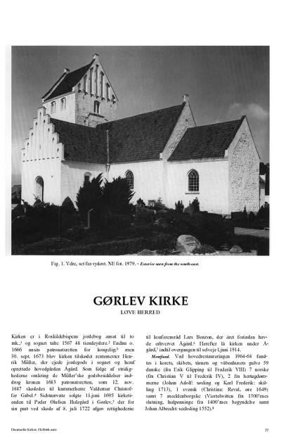 Gørlev Kirke