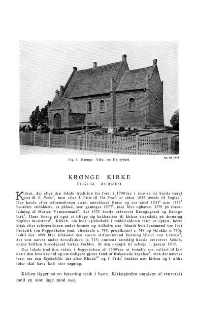 Krønge Kirke