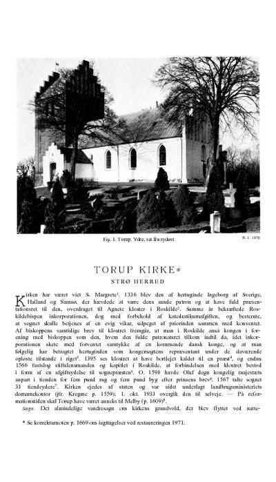 Torup Kirke