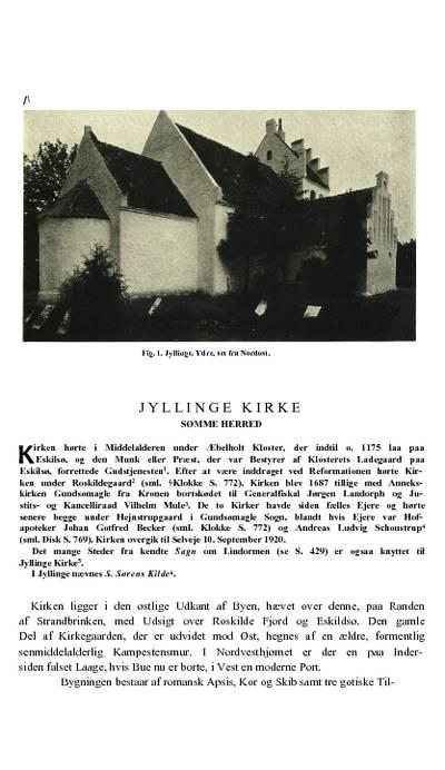 Jyllinge Kirke
