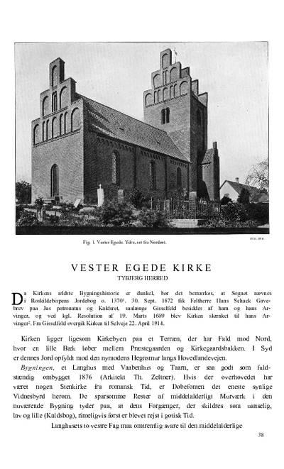 Vester Egede Kirke