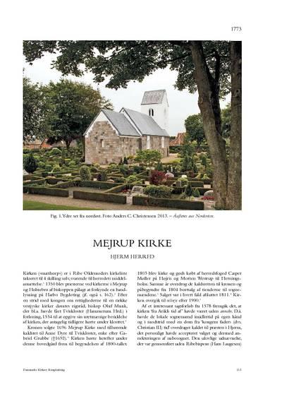 Mejrup Kirke
