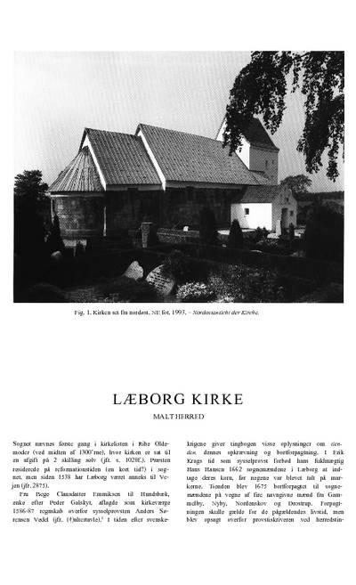 Læborg Kirke