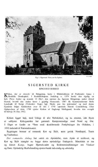 Sigersted Kirke