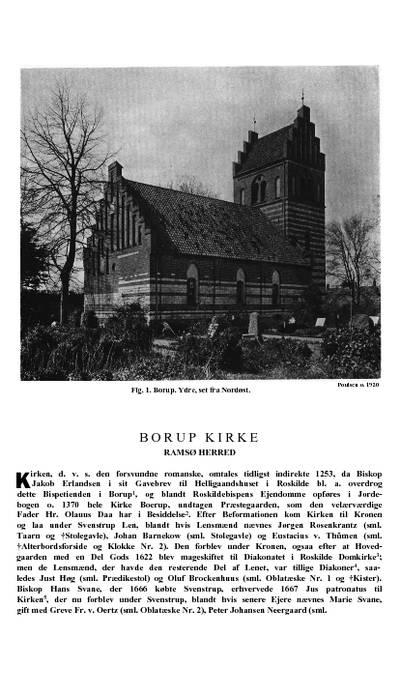 Borup Kirke
