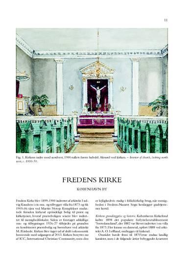 Fredens Kirke