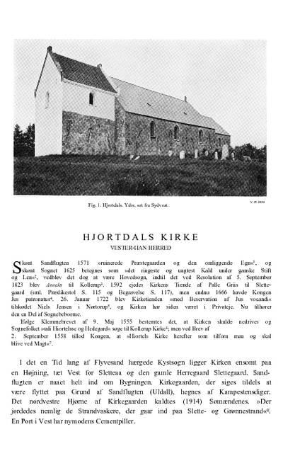Hjortdal Kirke
