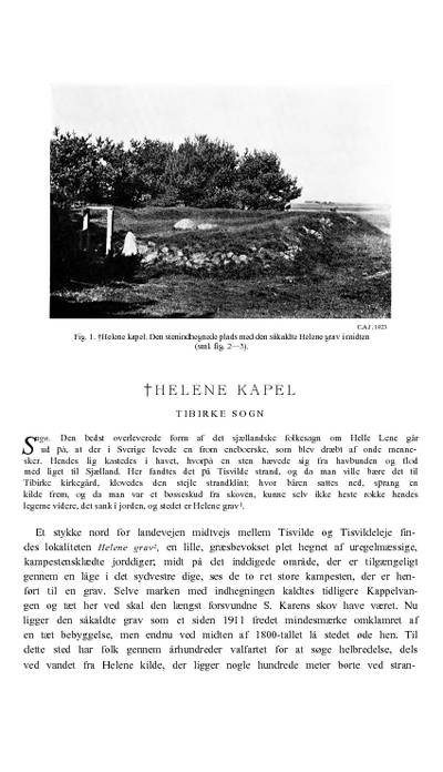 Helene Kapel