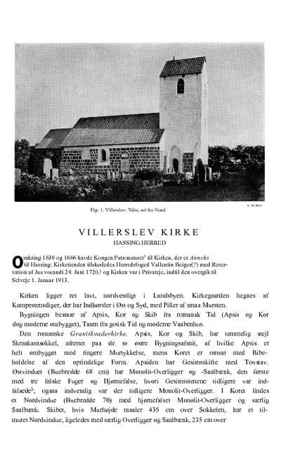 Villerslev Kirke