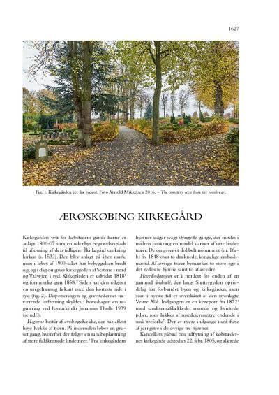 Ærøskøbing Kirkegård