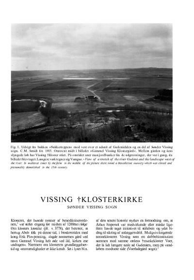 Vissing †Klosterkirke