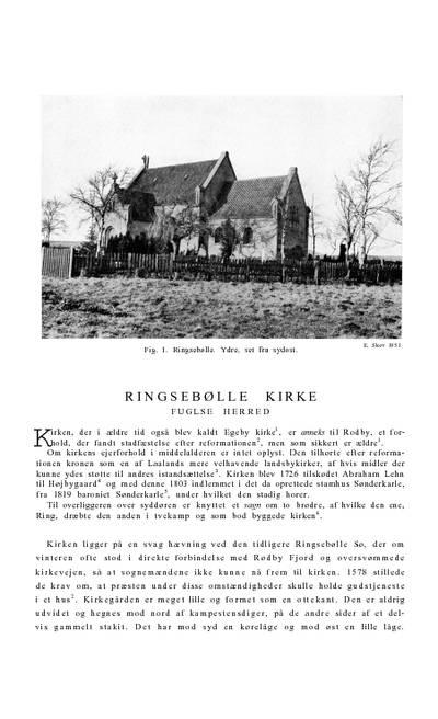 Ringsebølle Kirke