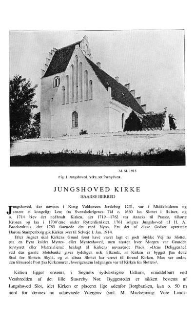 Jungshoved Kirke