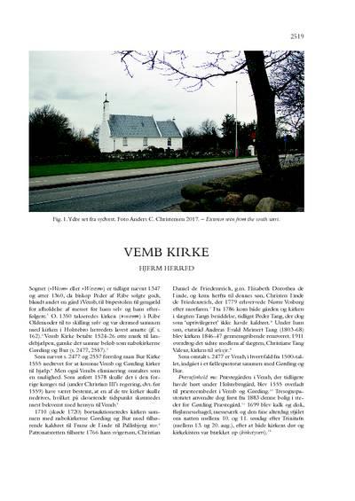 Vemb Kirke