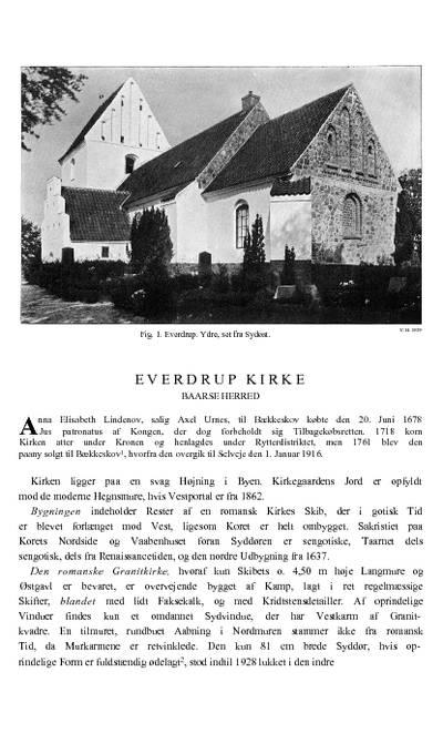 Everdrup Kirke