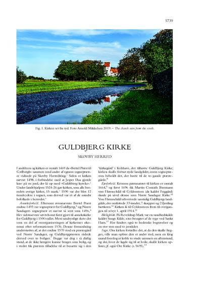Guldbjerg Kirke