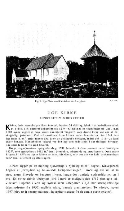 Uge Kirke