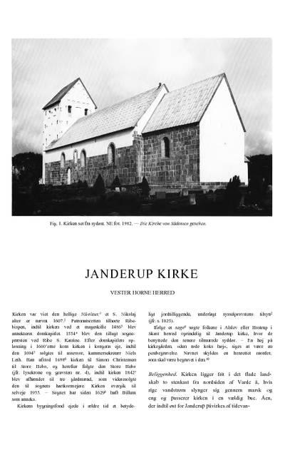 Janderup Kirke