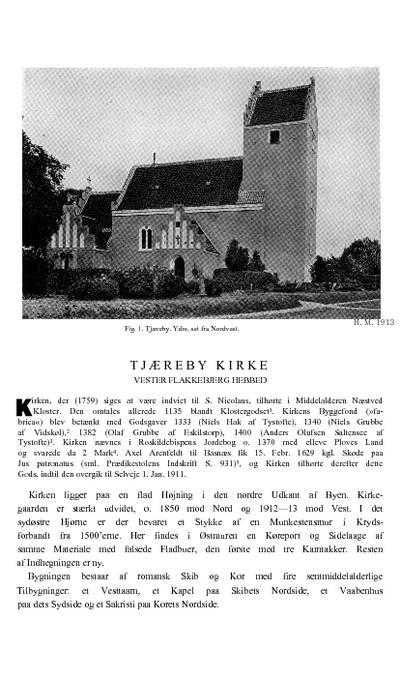 Tjæreby Kirke