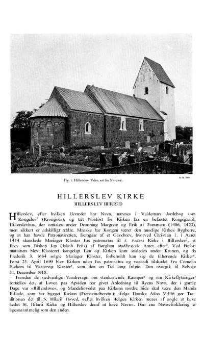 Hillerslev Kirke