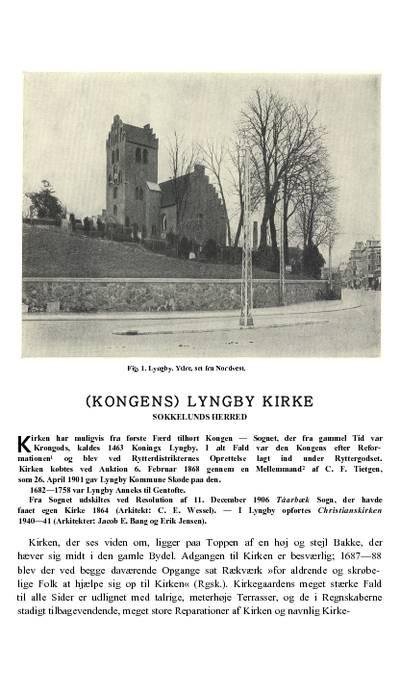 Kongens Lyngby Kirke