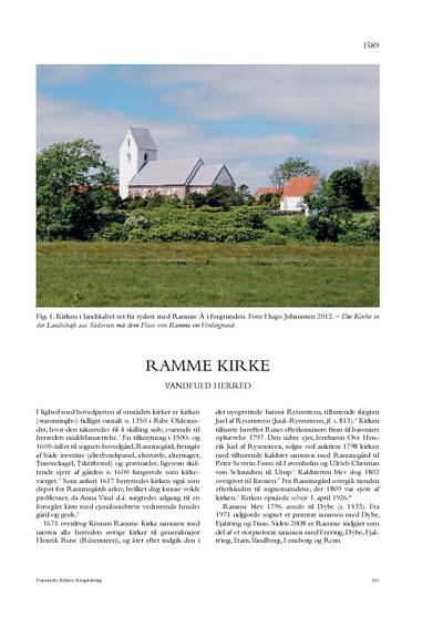 Ramme Kirke