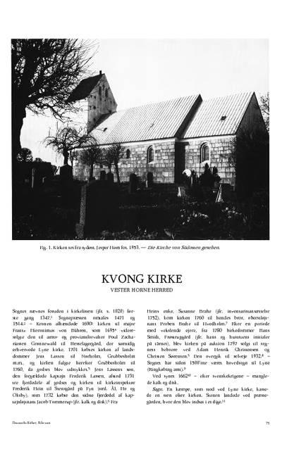 Kvong Kirke
