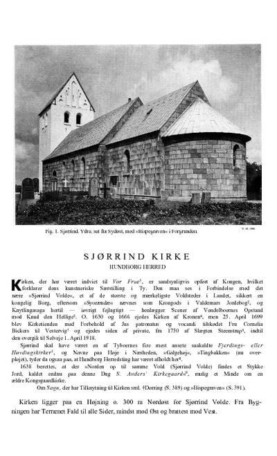 Sjørring Kirke