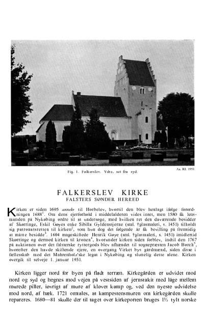 Falkerslev Kirke
